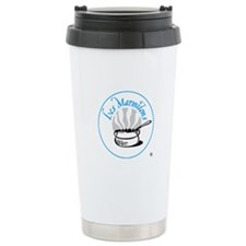 Les Marmitons Ceramic Travel Mug