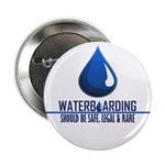 """Waterboarding 2.25"""" Button (100 pack)"""