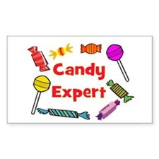 CANDY EXPERT Rectangle Decal