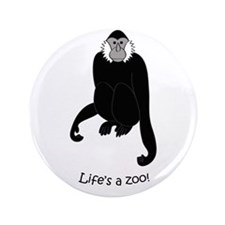 "Gibbon 3.5"" Button"