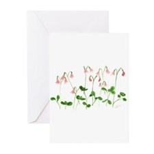 Twin Flower Greeting Cards (Pk of 10)