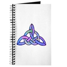 Triquetra Blue Journal