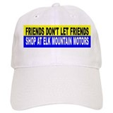 Elk Mountain Motors Casquettes de Baseball