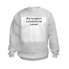 Cute Norwegian lundehund Sweatshirt
