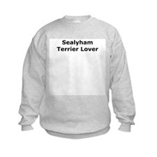 Unique My sealyham terrier dog Sweatshirt