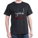 Cynical Bastard Black T-Shirt