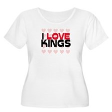 I LOVE KINGS T-Shirt