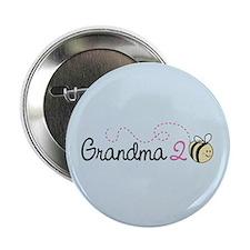 "Grandma To Bee 2.25"" Button"