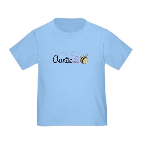 Auntie To Bee Toddler T-Shirt