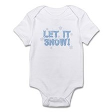 LET IT SNOW! Infant Creeper