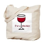 Malbec Drinker Tote Bag