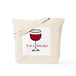 Malbec Drinker Tote Bag