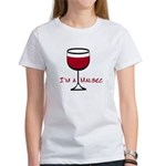 Malbec Drinker Women's T-Shirt