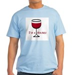 Malbec Drinker Light T-Shirt