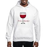 Malbec Drinker Hooded Sweatshirt