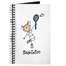 Girl's Badminton Journal