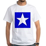 Mad Color White Star T-Shirt