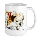Bulldog Puppy Mug