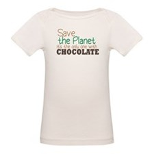 Only Planet with Chocolate Tee