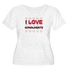 I LOVE ICONOLOGISTS T-Shirt