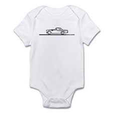 55 T Bird Top Up Infant Bodysuit
