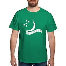 Turkmen Wave T-Shirt