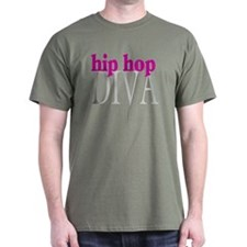 Hip Hop Diva T-Shirt