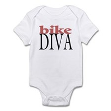Bike Diva Infant Bodysuit