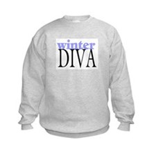 Winter Diva Sweatshirt