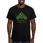 Get Reel In Dunmore Men's Fitted T-Shirt (dark)