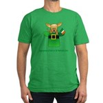 Everyone Is Irish Men's Fitted T-Shirt (dark)
