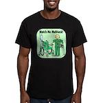 Nurse Multitask Men's Fitted T-Shirt (dark)