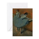 Edgar Degas Greeting Cards (Pk of 20)