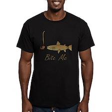Bite Me Fish T