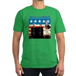 Whack A Candidate Men's Fitted T-Shirt (dark)