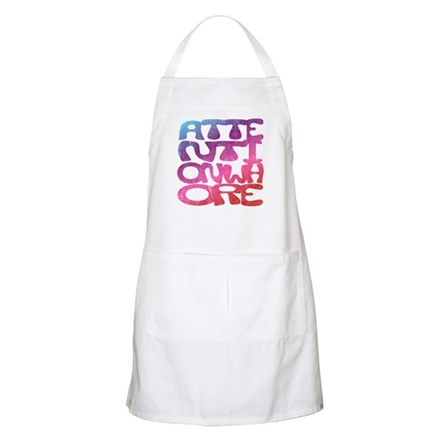 Attention Whore BBQ Apron