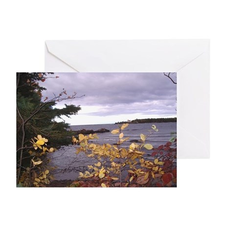 Copper Harbor, MI Note Cards (Pk of 10)