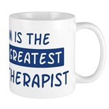 Speech Therapist Mom Mug