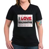 I LOVE GOLDSMITHS Shirt