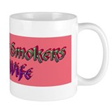 Pipe Smokers Wife Mug