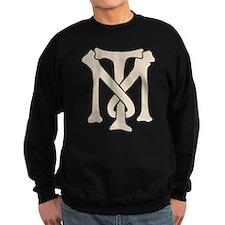 tony montana scarface 1983 Sweatshirt