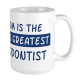 Orthodontist Mom Coffee Mug