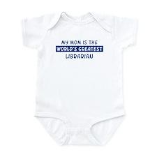Librarian Mom Infant Bodysuit