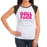 Doll Face Cap Sleeve