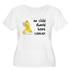 No child cancer T-Shirt