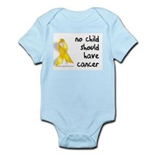 No child cancer Onesie
