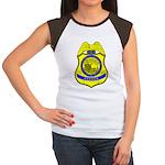 BLM Ranger Women's Cap Sleeve T-Shirt