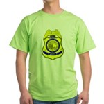 BLM Ranger Green T-Shirt