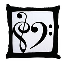 Music Pillows, Music Throw Pillows & Decorative Couch Pillows