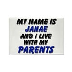 my name is janae and I live with my parents Rectan